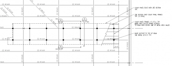 Partial Roof Plan