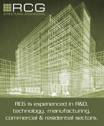 RCG is experienced in healthcare, technology, R&D, manufacturing, commercial and residential sectors.